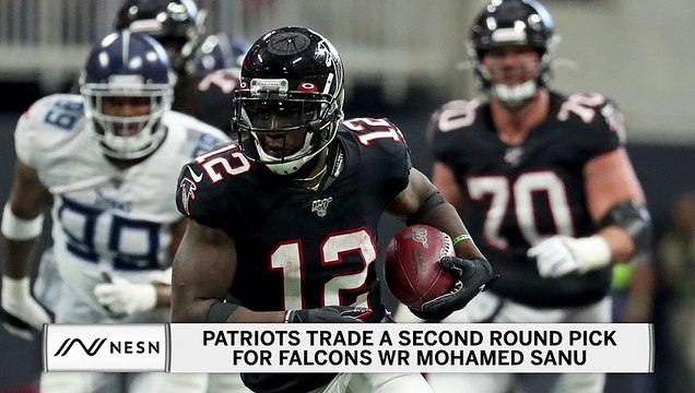 Tom Brady, Julian Edelman React To Patriots Trade For Mohamed Sanu