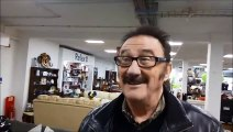Paul Chuckle reveals sitcom plans at opening of Doncaster charity superstore