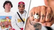 Shoreline Mafia Break Down Their Tattoos