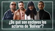 El libro que liberó a 'Majo' Vargas de una tusa y otros desamores de actores de 'Bolívar'