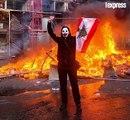 Le Joker, nouveau symbole de la contestation au Liban