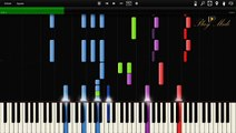 Ed Sheeran - Thinking Out Loud Synthesia