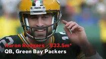 NFL's Highest-Paid Athletes Of 2019