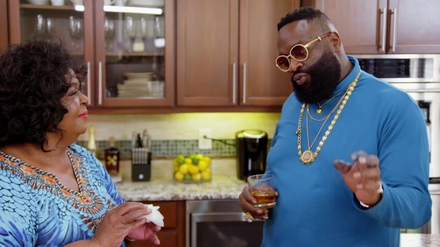 A$AP Ferg and Rick Ross Reminisce While Making Signature Family Dishes | Made from Scratch