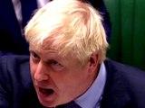 UK Parliament backs prime minister's Brexit bill