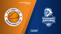 Maccabi Rishon Lezion - MoraBanc Andorra Highlights | 7DAYS EuroCup, RS Round 4