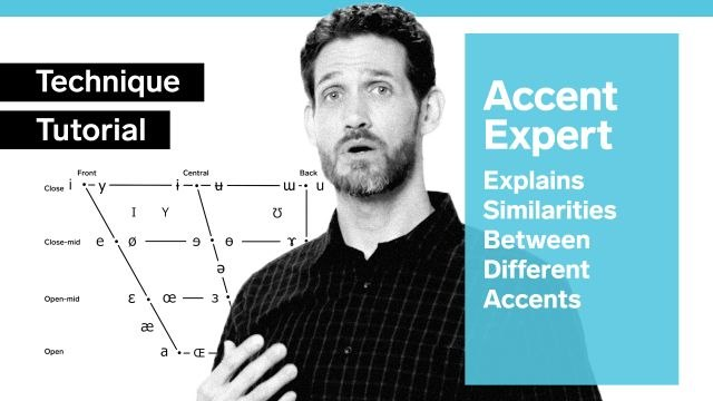 Accent Expert Explains Similarities Between Different Accents