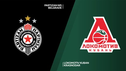 7Days EuroCup Highlights Regular Season, Round 4: Partizan 80-71 Lokomotiv