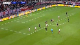 Tolisso Goal HD - Olympiakos 1-3 Bayern Munchen 22.10.2019