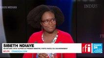 Sibeth NDIAYE, secrétaire d'État auprès du Premier ministre, porte-parole du gouvernement