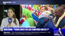 Mayotte: Emmanuel Macron sur les terres du RN ? - 22/10