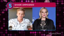 Miley Cyrus' BF Cody Simpson Wins Masked Singer Australia — and Gets Shaded by Lindsay Lohan