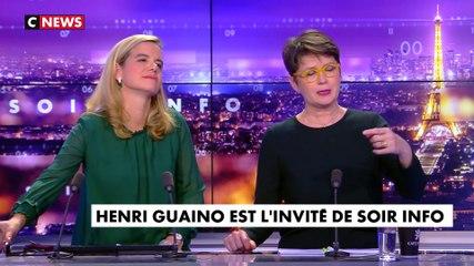 Henri Guaino - CNews mardi 22 octobre 2019