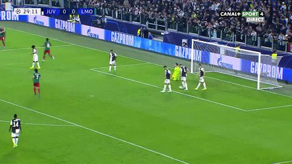 LDC (22/10) - La Juve l'emporte grâce à Dybala