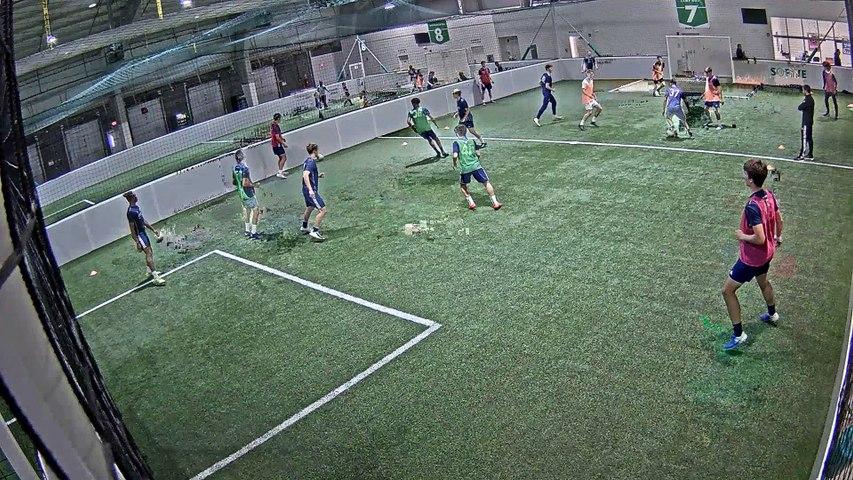 10/22/2019 16:00:01 - Sofive Soccer Centers Rockville - Camp Nou