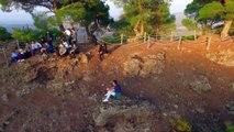 Üniversite öğrencileri, Kula-Salihli Jeoparkı'nı inceledi - MANİSA