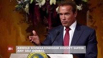 Arnold Schwarzenegger Comments On Trump Feud