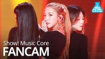 [예능연구소 직캠] LUNA - Do you love me (Vertical ver.), 루나 - Do you love me @Show Music core 20190105