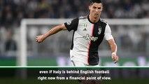 Juve as good as anyone despite financial disadvantage - Sarri