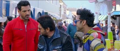Pagalpanti Trailer Anil John Ileana Arshad Urvashi Pulkit Kr
