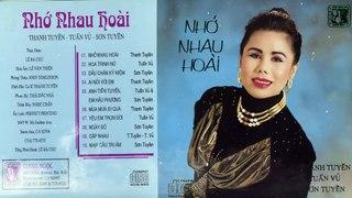 CD Nhạc Xưa 90s Nhớ Nhau Hoài TUẤN VŨ SƠ