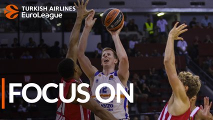 Focus on Brock Motum, Valencia Basket