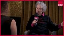 """Margaret Atwood, romancière, sur la question du port du voile islamique dans l'espace public : """"J'ai toujours pensé que les gens devaient porter ce qu'ils veulent, qu'on ne doit obliger à rien. Dans un sens comme dans l'autre."""""""