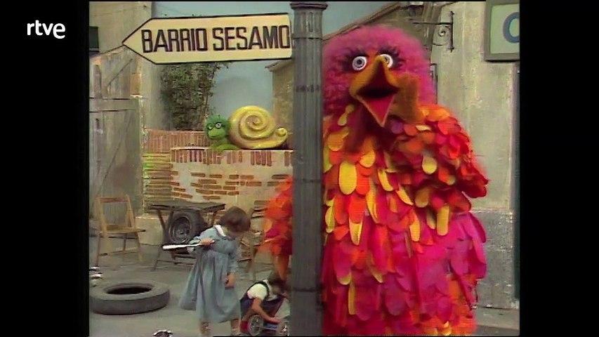 Barrio Sésamo - Primer programa (1979)