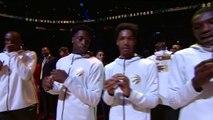 CLEAN: Raptors receive their NBA Championship rings