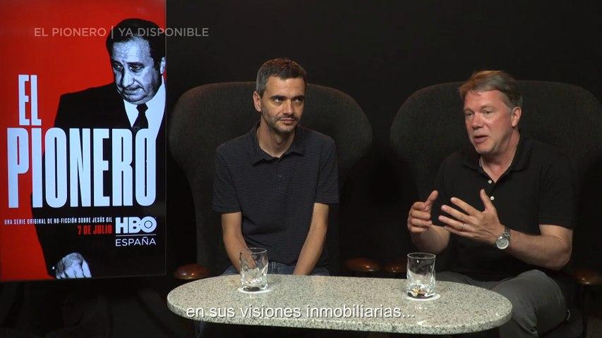 El Pionero - Entrevista con Enric Bach y Justin Webster