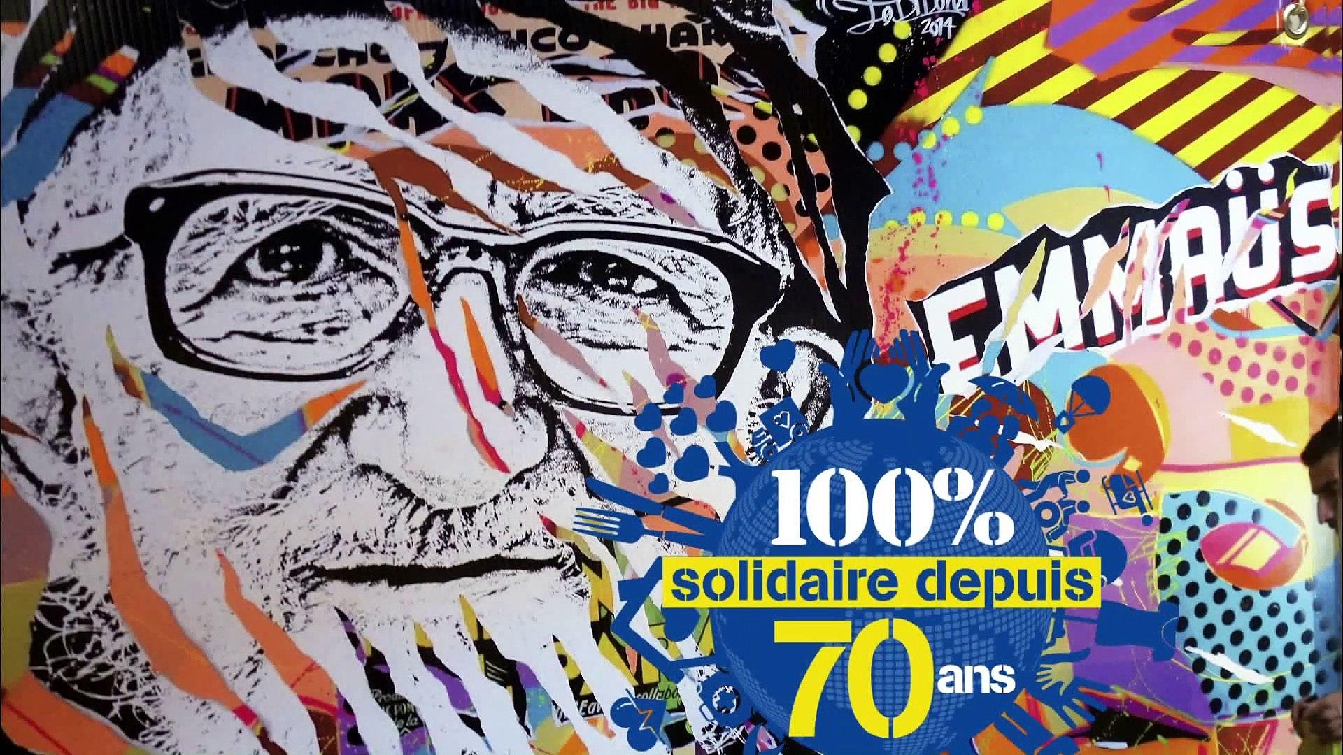 Toulouse Emmaüs Experience 100 Solidaire Depuis 70 Ans Hd 1080