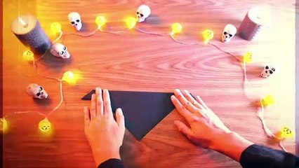 Paper Bats  : Halloween Home decorations