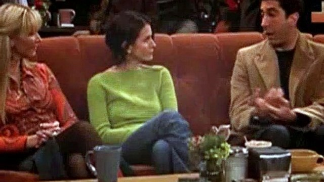 Friends S08E11 TOW Ross's Step Forward