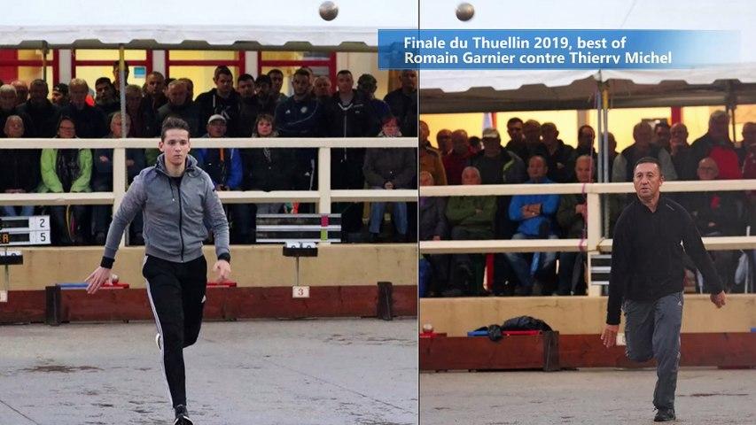 Best of, Finale du 69ème Challenge Roger Audi, Thuellin 2019