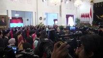 Endonezya'da yeni hükümet kuruldu - CAKARTA