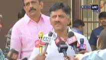 Delhi high court granted bail to Karnataka former minister D.K.Shivakumar.