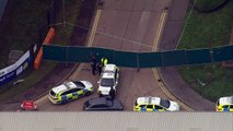 39 bodies found inside lorry container in Essex