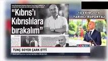 Tunç Soyer'in inkar ettiği 'Kıbrıs' açıklamalarının ses kaydı ortaya çıktı
