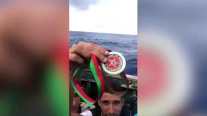 """بطل مغربي في """"التايكواندو"""" يختار قوارب الموت لتحقيق أحلامه"""