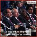 Sommet Russie-Afrique: quelle est la stratégie de Vladimir Poutine ?