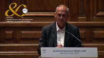 Allocution d'ouverture officielle de l'Année des mathématiques de M. Antoine Petit président directeur général du CNRS