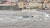 Pyrénées-Orientales : le littoral frappé par de violentes intempéries