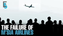 EVENING 5: Malaysia Airlines restructuring falls short