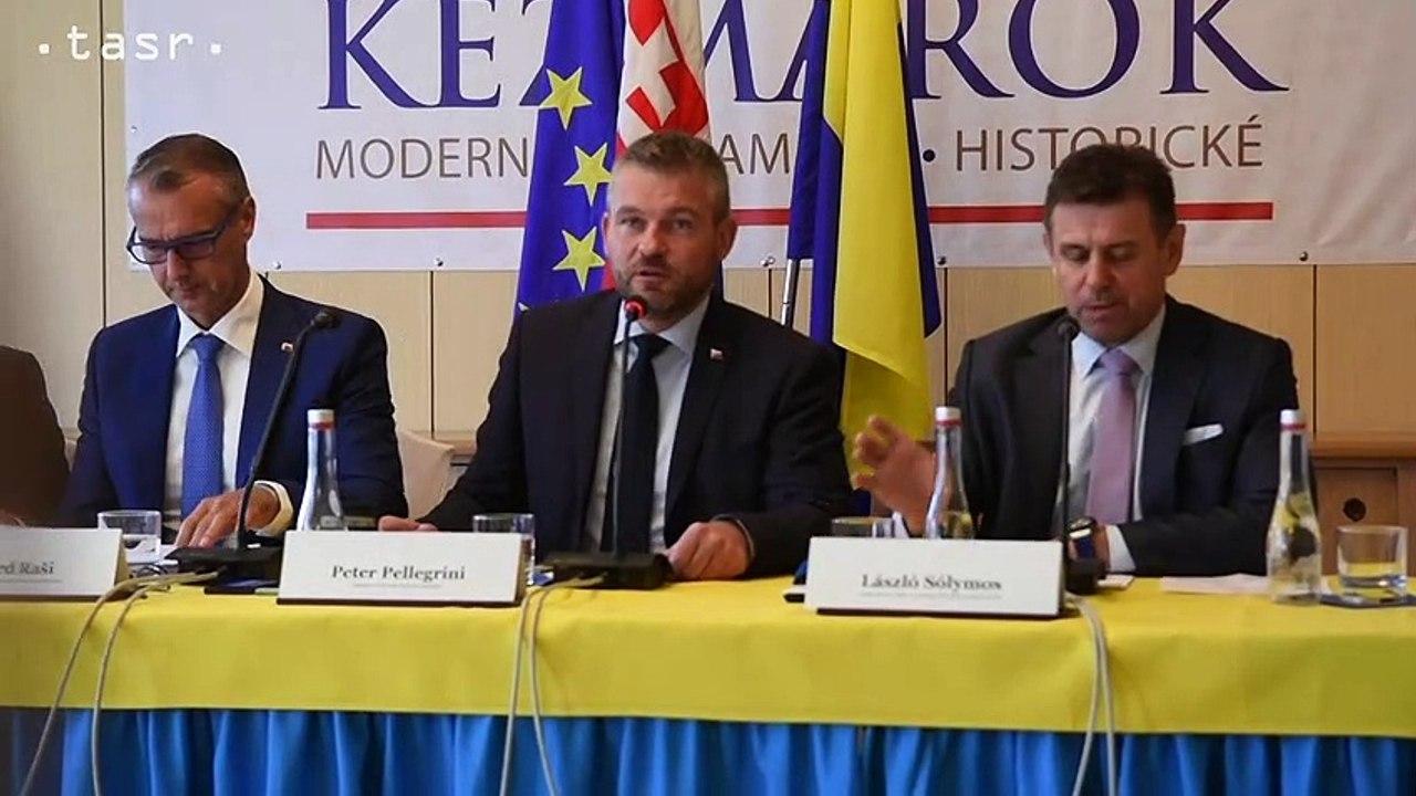 VLÁDA SR - Peter Pellegrini: Peniaze pôjdu do regiónov