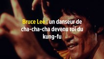 Bruce Lee : un danseur de cha-cha-cha devenu roi du kung-fu