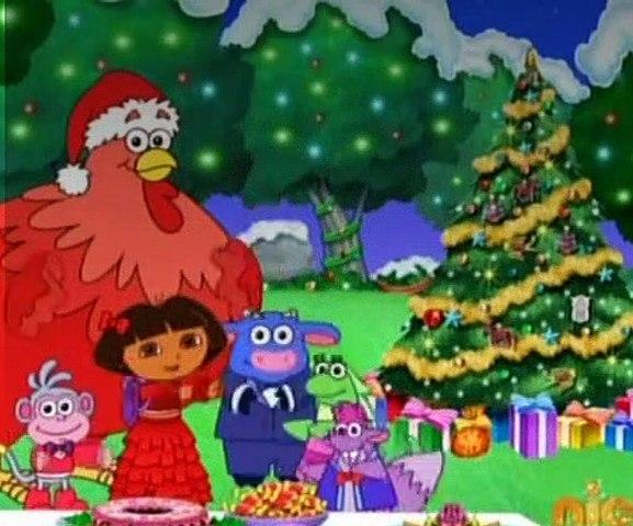 Dora the Explorer Go Diego Go 516 - Dora's Christmas Carol Adventure