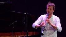 Claude Debussy : Rapsodie pour clarinette et piano (Joë Christophe/Vincent Mussat)