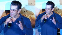 Salman Khan speaks on film critics at Dabangg 3 Trailer Launch; Watch Video | FilmiBeat