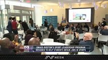 UMass Boston Launches Sport Leadership Program