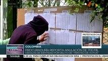 Colombia: MOE identificó 461 municipios con riesgo de fraude electoral